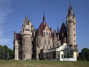 Zamek w Mosznej/ fot. PIXABAY
